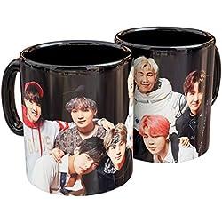 Mug de Ceramica BTS Fiesta