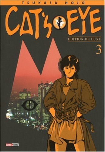 Cat's Eye Edition Deluxe Tome 3