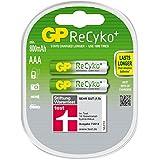 Gp Batteries Recyko + (Aaa, Micro, Hr 03, Nimh, 1,2 V)