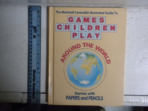 Games With Papers and Pencils