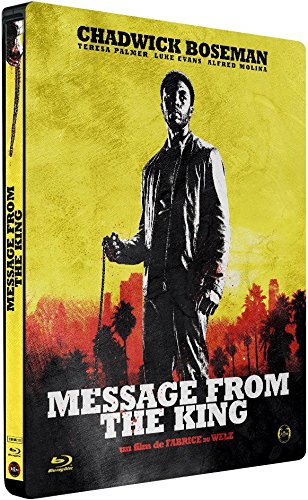 Bild von Message from the King [ SteelBook]