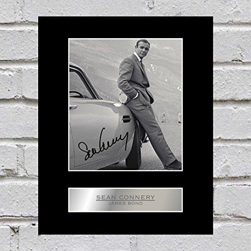 Foto Display James Bond 007 (Professionelle Fotografie Album)