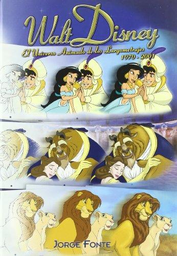 Descargar Libro Walt Disney (1970-2001) de Jorge Fonte