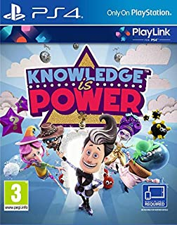Knowledge Is Power - Gamme PlayLink (B075TK2JVQ) | Amazon Products