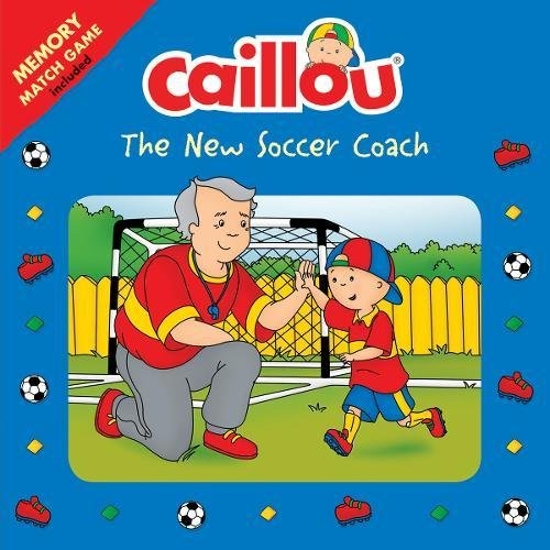 The New Soccer Coach: Memory Match Game Included