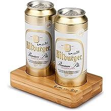 Bitburger Salz- und Pfefferstreuer-Set im Dosendesign