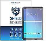 G-Shield Displayschutzfolie für Samsung Galaxy Tab E (9.6 Zoll) Tablet Gehärtetem Glas Schutzfolie Screen Protector Folie Displayschutz Anti-Kratz Ultra Klar 9H Härte