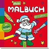 Mein Malbuch Weihnachten: Ab 2 Jahren