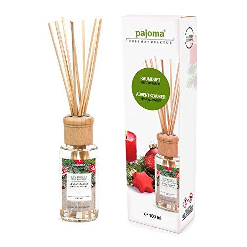 pajoma Raumduft Adventszauber, 1er Pack (1 x 100 ml) in Geschenkverpackung