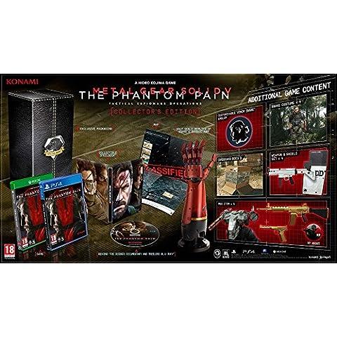 Metal Gear Solid 5: The Phantom Pain Collectors Edition (XboxOne) [Importación Inglesa]