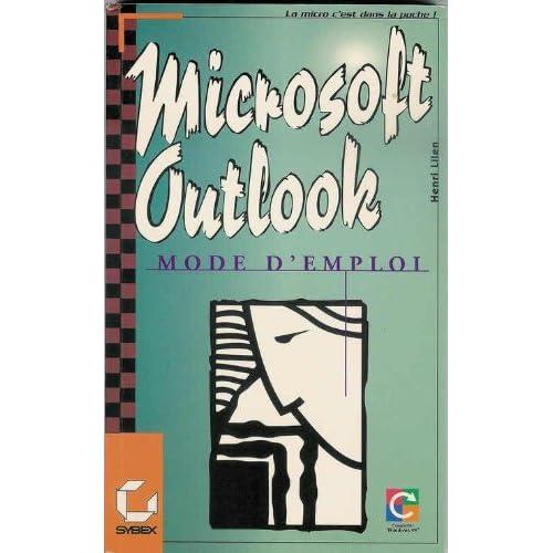 Outlook pour Windows, mode d'emploi