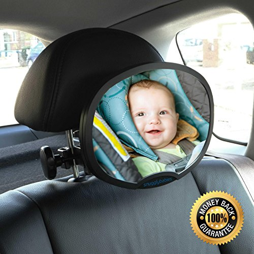 baby-car-mirror-highest-stability-clamp-design-quick-installation-100-shatterproof-easily-adjustable