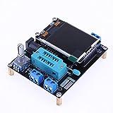 prettygood7 GM328A Transistorprüfer Diode Kapazität ESR Spannung Frequenz Meter Welle