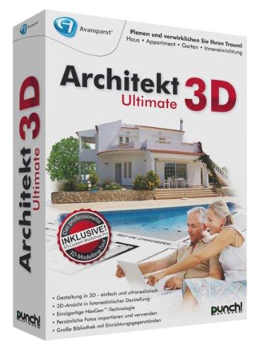 Architekt 3D Ultimate (Elektro-software)