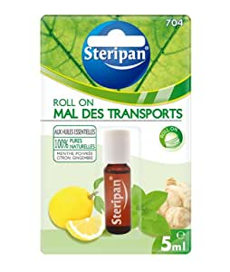Steripan Aroma Roll-On Maux des Transports 5 ml