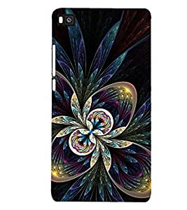 A2ZXSERIES Back Case Cover for Huawei P8