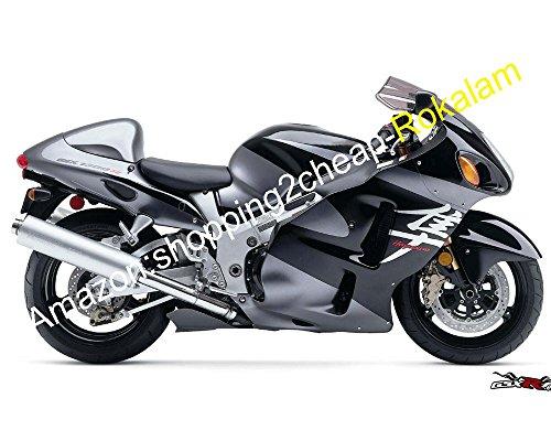 Hot de vente, personnalisé Carénages kit GSX-R 1300 1999-2007 Gsxr1300 Hayabusa carrosserie ABS Moulage par injection Carénage (complet)