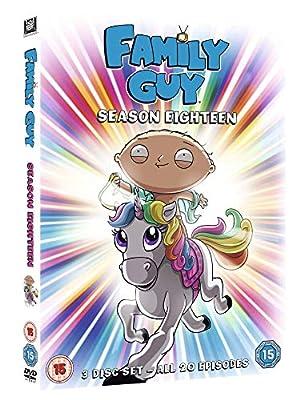 Family Guy S18 [DVD] [2018]