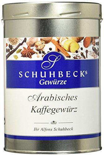 Schuhbeck Arabisches Kaffeegewürz, 1er Pack (1 x 350 g)