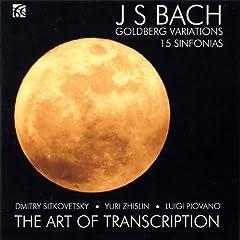 15 Sinfonias, BWV 787-801: Sinfonia 3 - D major