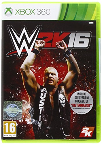WWE 2K16 [Importación Italiana]