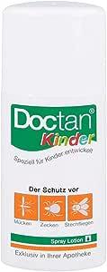Doctan f�r Kinder M�cken,- Zecken und Stechfliegenschutz, 10
