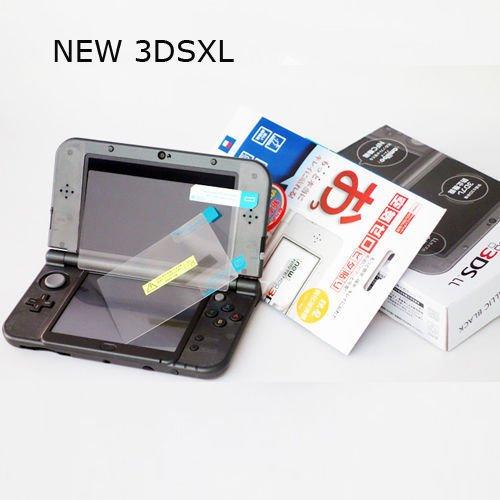 Generische Hartglas Film Bildschirmschutz fur Neue Nintendo 3DSXL