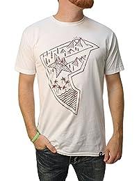 Famous Stars And Straps Men's Landscape BOH Graphic T-Shirt