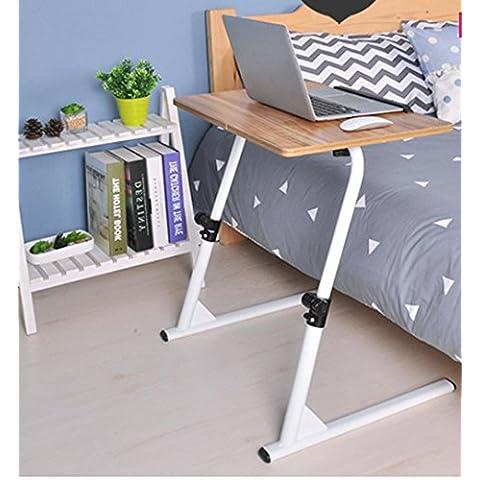 uzi-lazy persone benessere semplice custodia letto Laptop Desk, letto per il piccolo tavolo di legno c