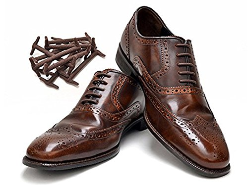 Tie Shoe Laces for Oxford Dress Shoes