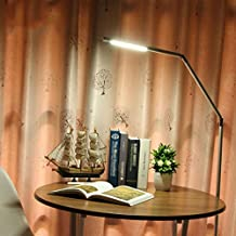 Lámpara de pie moderna de la sala de estar, estudio de la cama del dormitorio leyó la protección de ojo ( Edición : Charging style )