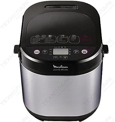 Máquina para el pan Moulinex Pain & Delices ow240e con 20Programas