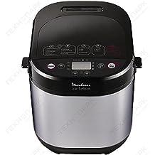 Máquina para el pan Moulinex Pain & Delices ow240e con 20 Programas
