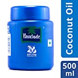#5: Parachute Coconut Oil, 500 ml Easy Jar