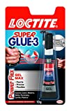 Loctite Super glue-3 Power Flex Max Wandtattoo Gel, 10 g