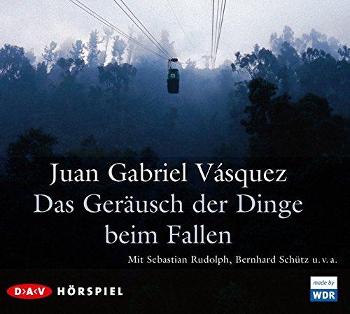 Das Geräusch der Dinge beim Fallen: Hörspiel (2 CDs)