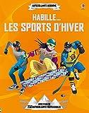 Habille... Les sports d'hiver - Autocollants Usborne