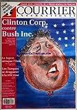 COURRIER INTERNATIONAL [No 89] du 16/07/1992 - CLINTON CORP CONTRE BUSH INC - LE JAPON ATTAQUE L'ASIE - LES...