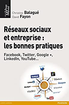 Réseaux sociaux et entreprise : les bonnes pratiques: Facebook, Twitter, Google +, LinkedIn, YouTube... par [Balagué, Christine, Fayon, David]