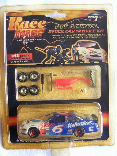 race-image-collectables-143-scale-pit-action-stock-car-service-kit-valvoline-6