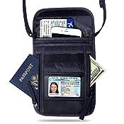 Pochette Voyage Sécurité FREETOO Ceinture Antivol RFID Sacoche Discrète  Protège Vos Infos Personne  Voyage f07e5b254e0