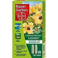 Bayer Garten Combistäbchen Lizetan, Für Zimmer- & Balkonpflanzen, 1 Stück (100 x 2g)