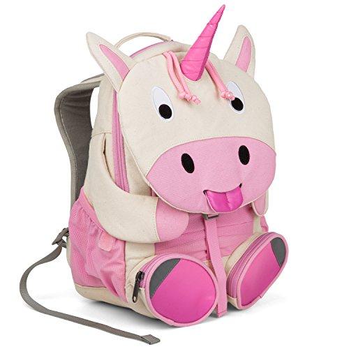 Affenzahn Kinder-Rucksack mit Brustgurt für 3-5 jährige Jungen und Mädchen im Kindergarten oder...