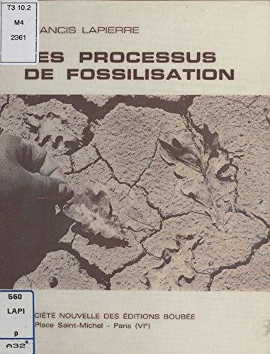 Les Processus de fossilisation