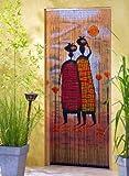 """Bambustürvorhang Bambusvorhang Türvorhang """"Mombasa"""" ca. 90x200cm"""
