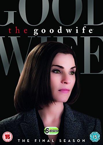 Preisvergleich Produktbild The Good Wife - Season 7 [DVD] [2016] UK-Import, Sprache-Englisch