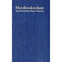 Schmoller Handkonkordanz. Griech. Testament