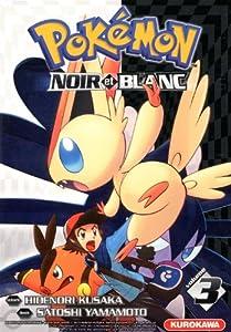 Pokémon Noir et Blanc Edition simple Tome 3