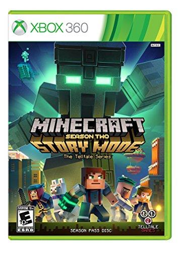 Telltale Minecraft: Story Mode - Season 2 - Xbox 360 Standard Edition