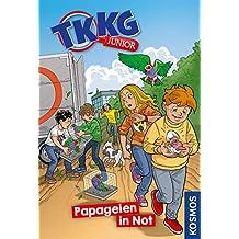 TKKG Junior, 5, Papageien in Not
